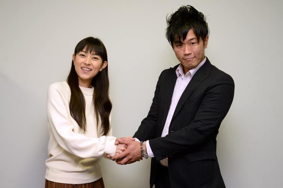 元・モーニング娘。の石黒彩さんと対談「COMPANY TANK 2019年3月号」掲載